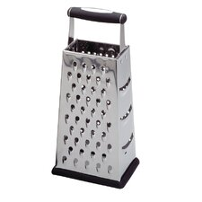 Stainless Steel Four Sided Box Grater