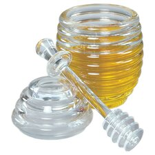 1-Cup Honey Jar and Dipper