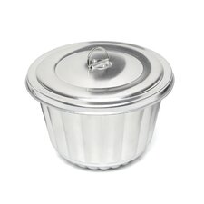 <strong>Fox Run Craftsmen</strong> Steamed Pudding Mold and Lid