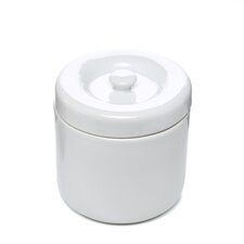 Grease Container in White