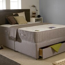 Reverso Micro Quilted Open Coil Sprung Mattress with Stretch Cover