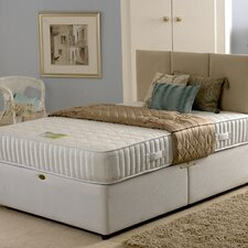 Clima Smart Memory Foam Open Coil Sprung Comfort Mattress with Stretch Cover