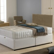 Elegance Open Coil Sprung Comfort Mattress with Knitted Cover