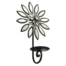 <strong>Hazelwood Home</strong> Elegant Metal Sconce