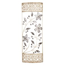 <strong>Hazelwood Home</strong> Daisy Motif Wall Décor