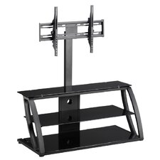 "45"" Plasma TV Stand with Mounting Bracket"