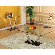 Hazelwood Home Coffee Table Set