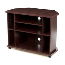 "<strong>Hazelwood Home</strong> 35"" Corner TV Stand"