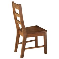 <strong>Imagio Home by Intercon</strong> Scottsdale Ladderback Side Chair