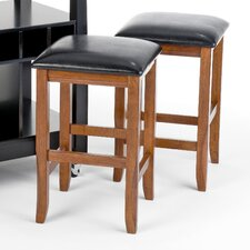 "<strong>Imagio Home by Intercon</strong> Perfect 24"" Bar Stool"