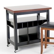 <strong>Imagio Home by Intercon</strong> Perfect Fit Kitchen Cart
