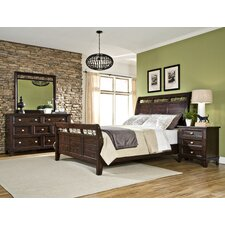 Haven Sleigh Bedroom Collection