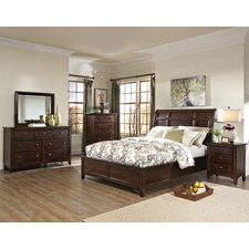 <strong>Imagio Home by Intercon</strong> Justine Sleigh Bedroom Collection