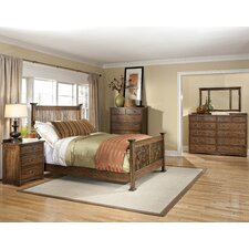 Oakhurst Slat Bedroom Collection