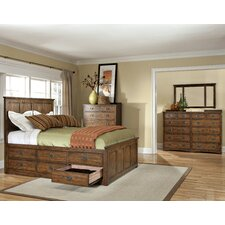 <strong>Imagio Home by Intercon</strong> Oakhurst Panel Bedroom Collection