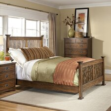 <strong>Imagio Home by Intercon</strong> Oakhurst Slat Bed