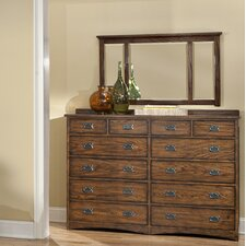 Oakhurst 12 Drawer Dresser