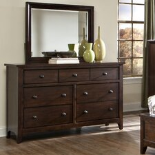 <strong>Imagio Home by Intercon</strong> Justine 7 Drawer Dresser