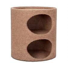 2 Story Dura Scratch Cat Condo