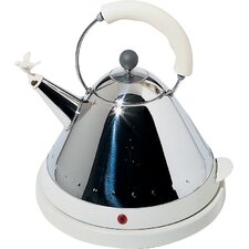 Cordless Electric Water Kettle in Stainless Steel