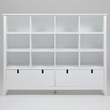 Buddy Clinton Wall Bookcase