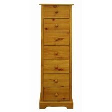 Atlantic 7 Drawer Narrow Chest