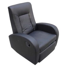 Miami Recliner in Black