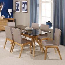 Portofino 7 Piece Dining Set