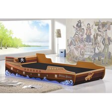 Pirate Single Bed Frame