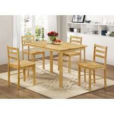 Derby 5 Piece Dining Set