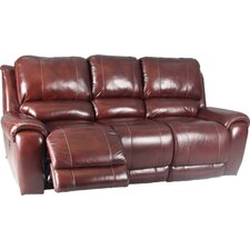 Motion Titan Leather Reclining Sofa