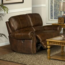 <strong>Parker Living</strong> Motion Thor Leather Reclining Loveseat