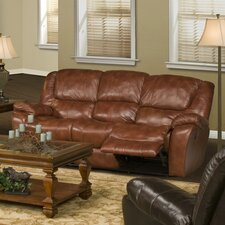 Motion Hercules Leather Reclining Sofa