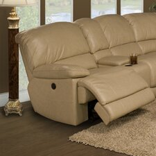 <strong>Parker Living</strong> Motion Mars Leather Reclining Sectional