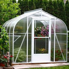 <strong>Cross Country Greenhouses</strong> Featured Sungarden Polycarbonate Greenhouse