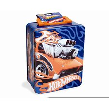 Hot Wheels 18 Car Tin