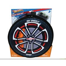 Hot Wheels Wheelie with Car Toy Box