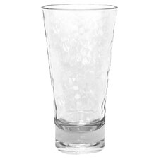 Drinkwise Hammered Highball Glass (Set of 6)