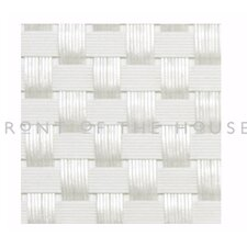 "<strong>Front Of The House</strong> Metroweave 16"" X 12"" Large Basketweave Placemat in White (Set of 6)"