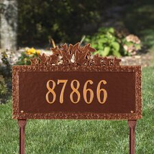 <strong>Whitehall Products</strong> Ivy Standard Address Sign