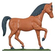 Horse Mailbox Ornament