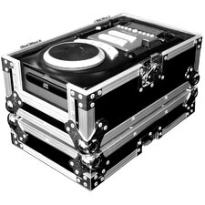 DJ Universal Case for Top and Front Loading CD Players Measuring