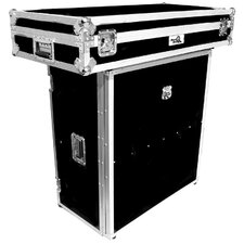 <strong>Road Ready Cases</strong> DJ Stand For Coffin with Built-in Shelf