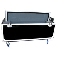 "42"" Universal Plasma Monitor Case with Casters"