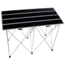 "30"" Fold Out Multipurpose Table with Compact Shoulder Carrying Option"
