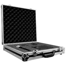 Microphone Case with Pick and Fit Foam for Wireless Microphone