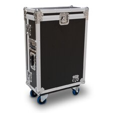<strong>Road Ready Cases</strong> Mixer Case for Yamaha SL9 16 Channel Mixer with Casters and Doghouse