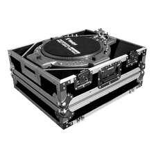 DJ Turntable Case for Vestax QFO Turntable/Mixer