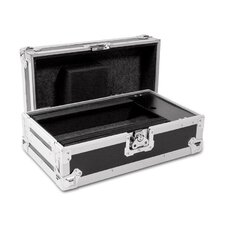 "Lux Label 10"" DJ Mixer Case with Front Doors"