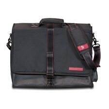"Messenger Bag with 15"" Laptop Compartment"